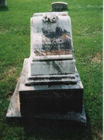 BUXTON, CHARLES HENRY - Hamilton County, Ohio   CHARLES HENRY BUXTON - Ohio Gravestone Photos