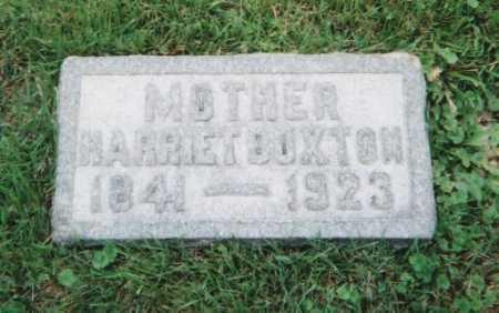 BUXTON, HARRIET COCHRAN - Hamilton County, Ohio | HARRIET COCHRAN BUXTON - Ohio Gravestone Photos