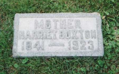 RADABAUGH BUXTON, HARRIET COCHRAN - Hamilton County, Ohio | HARRIET COCHRAN RADABAUGH BUXTON - Ohio Gravestone Photos