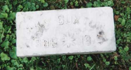 BUXTON, LILLY - Hamilton County, Ohio | LILLY BUXTON - Ohio Gravestone Photos