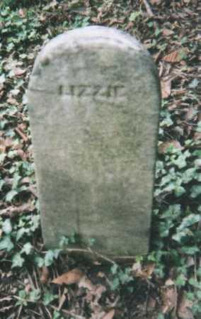 BUXTON, LIZZIE - Hamilton County, Ohio | LIZZIE BUXTON - Ohio Gravestone Photos