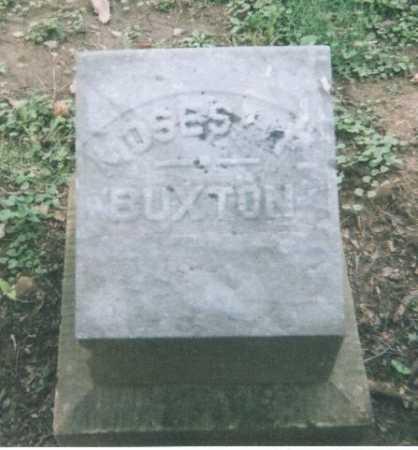 BUXTON, MOSES F. - Hamilton County, Ohio   MOSES F. BUXTON - Ohio Gravestone Photos