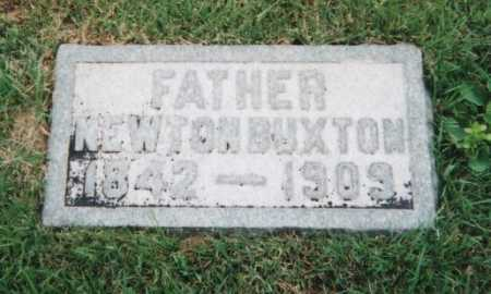 BUXTON, NEWTON - Hamilton County, Ohio | NEWTON BUXTON - Ohio Gravestone Photos