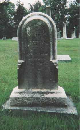 BUXTON, WILLIAM MCVEY - Hamilton County, Ohio | WILLIAM MCVEY BUXTON - Ohio Gravestone Photos