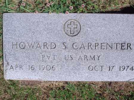 CARPENTER, HOWARD S. - Hamilton County, Ohio | HOWARD S. CARPENTER - Ohio Gravestone Photos