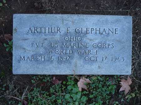 CLEPHANE, ARTHUR E. - Hamilton County, Ohio | ARTHUR E. CLEPHANE - Ohio Gravestone Photos