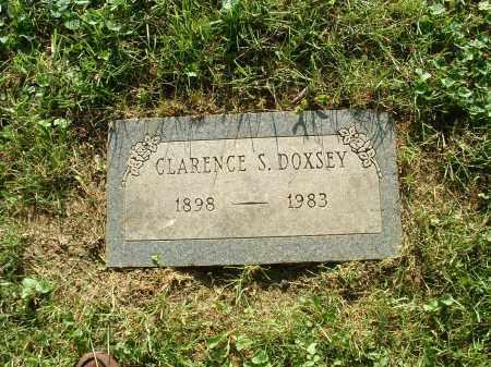 DOXSEY, CLARENCE SAMUEL - Hamilton County, Ohio | CLARENCE SAMUEL DOXSEY - Ohio Gravestone Photos