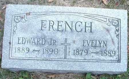 FRENCH, EDWARD JR. - Hamilton County, Ohio | EDWARD JR. FRENCH - Ohio Gravestone Photos