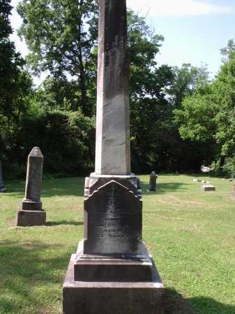 GORDON, ANN - Hamilton County, Ohio | ANN GORDON - Ohio Gravestone Photos