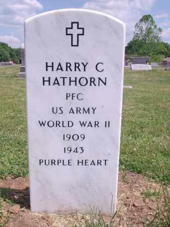 HATHORN, HARRY C. - Hamilton County, Ohio | HARRY C. HATHORN - Ohio Gravestone Photos