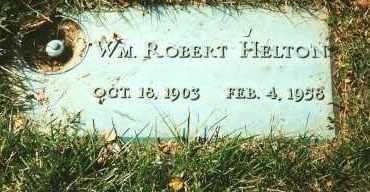HELTON, WILLIAM ROBERT - Hamilton County, Ohio | WILLIAM ROBERT HELTON - Ohio Gravestone Photos