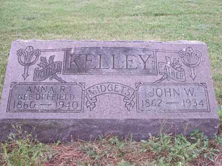 KELLEY, JOHN W. - Hamilton County, Ohio | JOHN W. KELLEY - Ohio Gravestone Photos