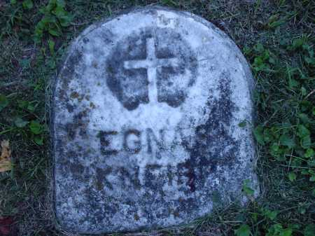 KNEIPP, EGNAS - Hamilton County, Ohio | EGNAS KNEIPP - Ohio Gravestone Photos