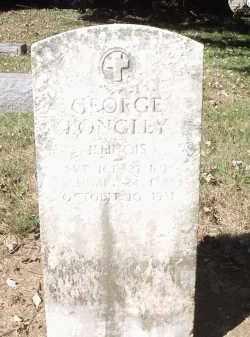 LONGLEY, GEORGE - Hamilton County, Ohio   GEORGE LONGLEY - Ohio Gravestone Photos