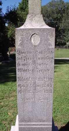 LUX, MAGDALENA - Hamilton County, Ohio | MAGDALENA LUX - Ohio Gravestone Photos