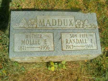 MADDUX, RANDALL   L - Hamilton County, Ohio | RANDALL   L MADDUX - Ohio Gravestone Photos