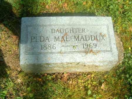 MADDUX, ELDA  MAE - Hamilton County, Ohio | ELDA  MAE MADDUX - Ohio Gravestone Photos