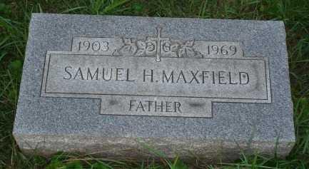 MAXFIELD, SAMUEL - Hamilton County, Ohio | SAMUEL MAXFIELD - Ohio Gravestone Photos