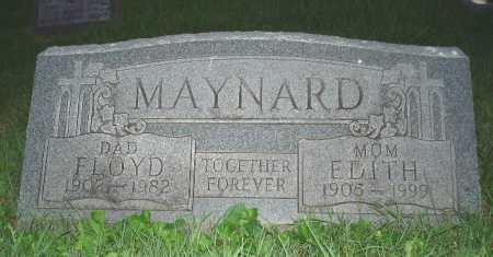 MAYNARD, EDITH - Hamilton County, Ohio | EDITH MAYNARD - Ohio Gravestone Photos