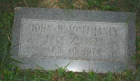 MC ELHANEY, JOHN M. - Hamilton County, Ohio   JOHN M. MC ELHANEY - Ohio Gravestone Photos