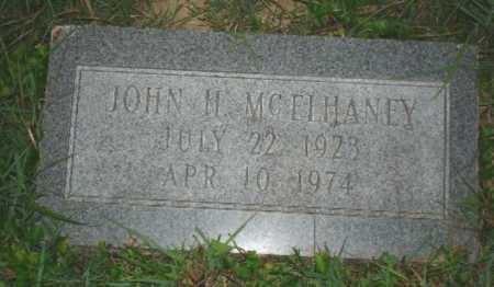 MC ELHANEY, JOHN M. - Hamilton County, Ohio | JOHN M. MC ELHANEY - Ohio Gravestone Photos