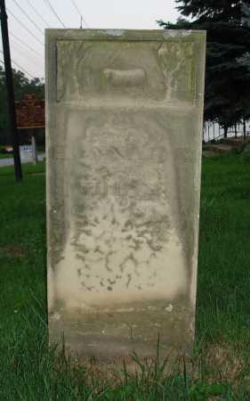 MILLER, HANNAH - Hamilton County, Ohio   HANNAH MILLER - Ohio Gravestone Photos