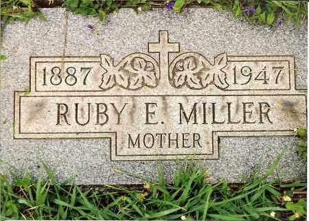 STOUGHTON MILLER, RUBY E. - Hamilton County, Ohio | RUBY E. STOUGHTON MILLER - Ohio Gravestone Photos