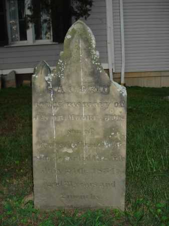 MOORE, JACOB - Hamilton County, Ohio | JACOB MOORE - Ohio Gravestone Photos