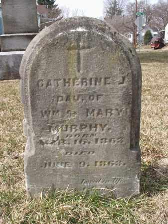 MURPHY, CATHERINE - Hamilton County, Ohio | CATHERINE MURPHY - Ohio Gravestone Photos