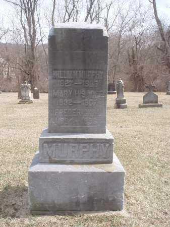 MURPHY, FREDERICK - Hamilton County, Ohio   FREDERICK MURPHY - Ohio Gravestone Photos