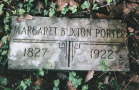 BUXTON PORTER, MARGARET - Hamilton County, Ohio   MARGARET BUXTON PORTER - Ohio Gravestone Photos