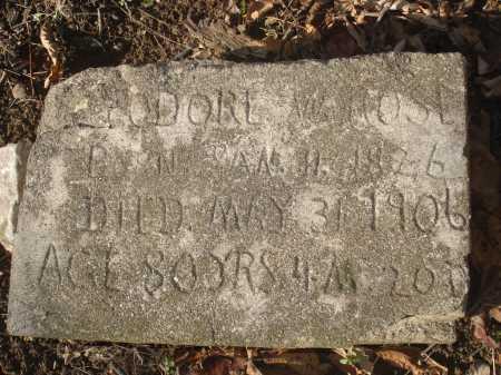 ROSE, THEODORE - Hamilton County, Ohio | THEODORE ROSE - Ohio Gravestone Photos