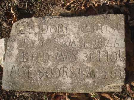 ROSE, THEODORE - Hamilton County, Ohio | THEODORE ROSE - Ohio Gravestone Photos