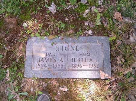 STONE, JAMES  A - Hamilton County, Ohio   JAMES  A STONE - Ohio Gravestone Photos