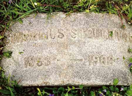 STOUGHTON, CORNELIUS - Hamilton County, Ohio | CORNELIUS STOUGHTON - Ohio Gravestone Photos