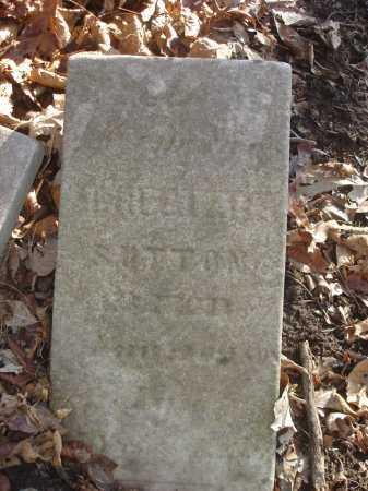 SUTTON, UNKNOWN - Hamilton County, Ohio | UNKNOWN SUTTON - Ohio Gravestone Photos