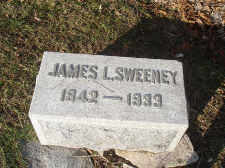 SWEENEY, JAMES L. - Hamilton County, Ohio | JAMES L. SWEENEY - Ohio Gravestone Photos