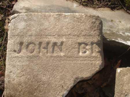 BE?????, JOHN - Hamilton County, Ohio   JOHN BE????? - Ohio Gravestone Photos