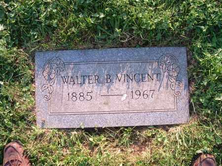 VINCENT, WALTER B - Hamilton County, Ohio | WALTER B VINCENT - Ohio Gravestone Photos