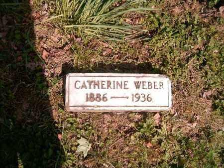 WEBER, CATHERINE - Hamilton County, Ohio | CATHERINE WEBER - Ohio Gravestone Photos