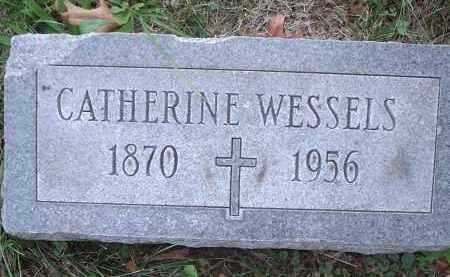 WESSELS, CATHERINE - Hamilton County, Ohio   CATHERINE WESSELS - Ohio Gravestone Photos