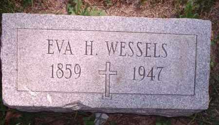 WESSELS, EVA H. - Hamilton County, Ohio   EVA H. WESSELS - Ohio Gravestone Photos