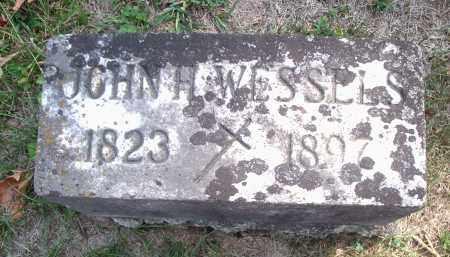 WESSELS, JOHN H. - Hamilton County, Ohio | JOHN H. WESSELS - Ohio Gravestone Photos
