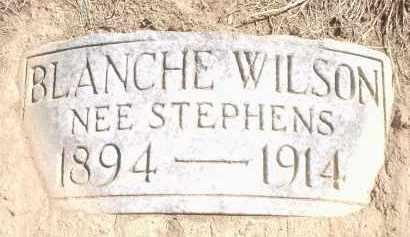 STEPHENS WILSON, BLANCHE - Hamilton County, Ohio | BLANCHE STEPHENS WILSON - Ohio Gravestone Photos