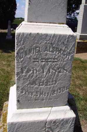 ALSPACH, DANIEL - Hancock County, Ohio | DANIEL ALSPACH - Ohio Gravestone Photos