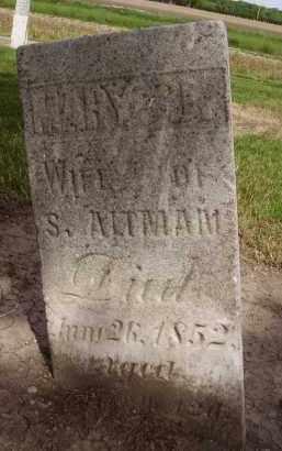 ALTMAN, MARY JANE - Hancock County, Ohio | MARY JANE ALTMAN - Ohio Gravestone Photos