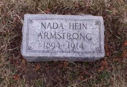 ARMSTRONG, NADA RUTH - Hancock County, Ohio | NADA RUTH ARMSTRONG - Ohio Gravestone Photos