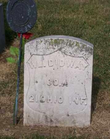 DIDWAY, WILLIAM - Hancock County, Ohio   WILLIAM DIDWAY - Ohio Gravestone Photos