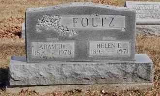 FOLTZ, ADAM JR. - Hancock County, Ohio | ADAM JR. FOLTZ - Ohio Gravestone Photos