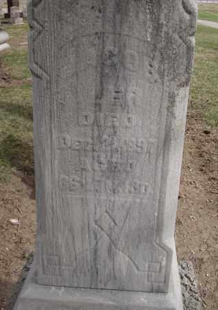 ILER, JACOB (JR.) - Hancock County, Ohio | JACOB (JR.) ILER - Ohio Gravestone Photos